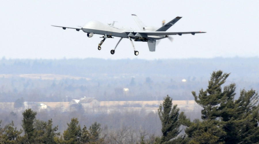 US Air Force drone crashes over southern Afghanistan