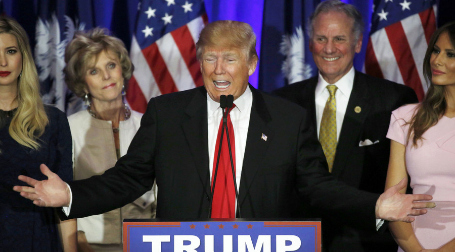 'Trump rewrites US politics rulebook'