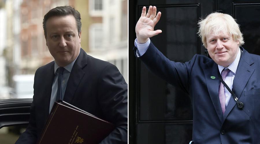 Boris backs Brexit: London mayor defies Cameron warning over EU vote