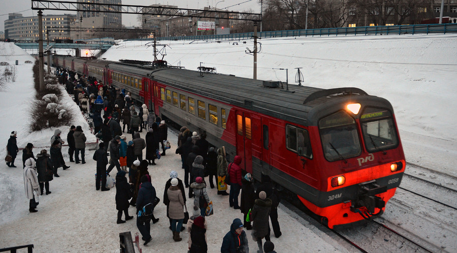 Russian Railways adjusts timetable so girl didn't miss dancing class