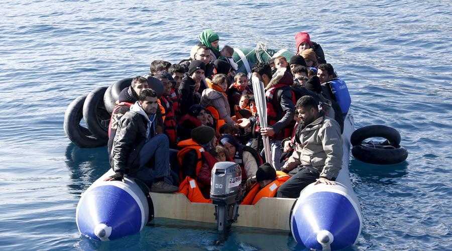 EU border vulnerable to terrorist infiltration as majority of migrants undocumented – Frontex