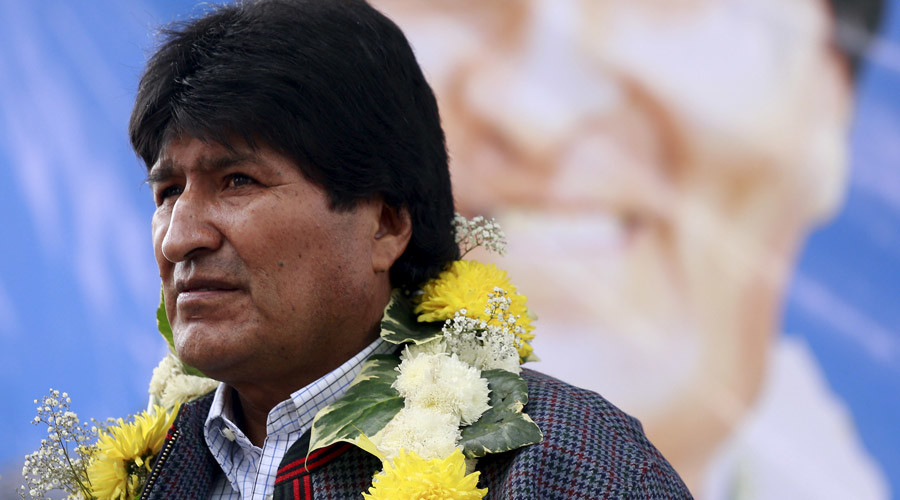 Cuatro for Evo? Bolivians vote on fourth term for President Morales