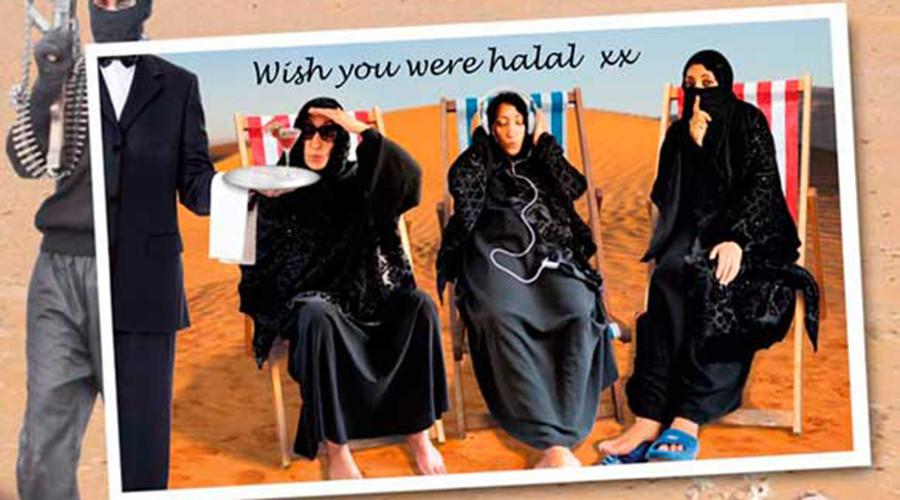 Muslim comic says jihadists' 'machismo', not religion is what lures teen brides