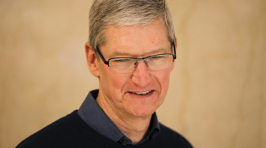 Complying with FBI would set a 'dangerous precedent' - Apple CEO's email to staff