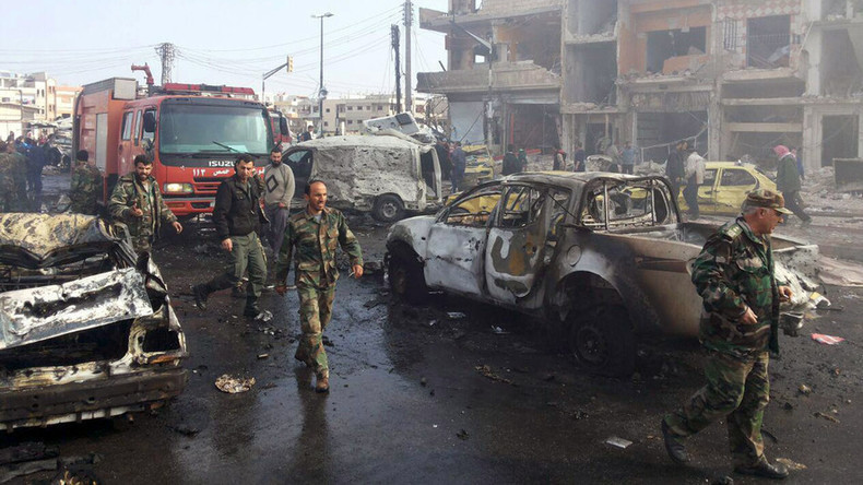 Syria bombings: ISIS attempting to 'reshuffle deck of cards to regain momentum'