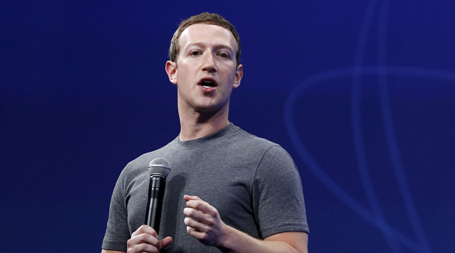 Zuckerberg backs Apple in FBI iPhone privacy battle