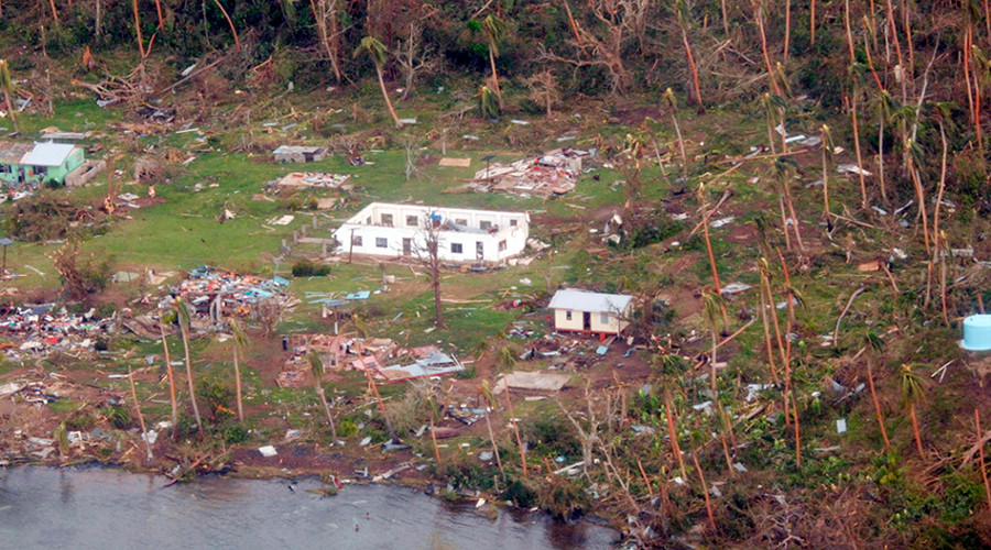 Dozens killed after powerful cyclone ravages Fiji, looming Zika & Dengue threats (PHOTOS, VIDEO)