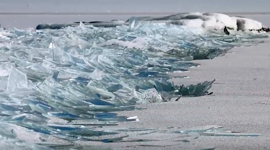 Incredible Ice: 5 spectacular natural sculptures this winter (VIDEOS)