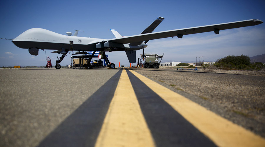 Obama admin gets F for transparency on drone program