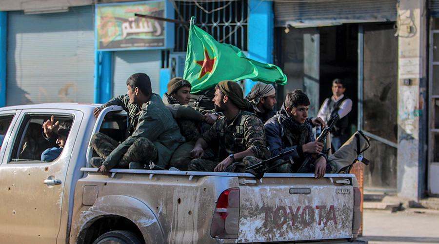Iraqi Kurds say Swedish teenage girl rescued from ISIS