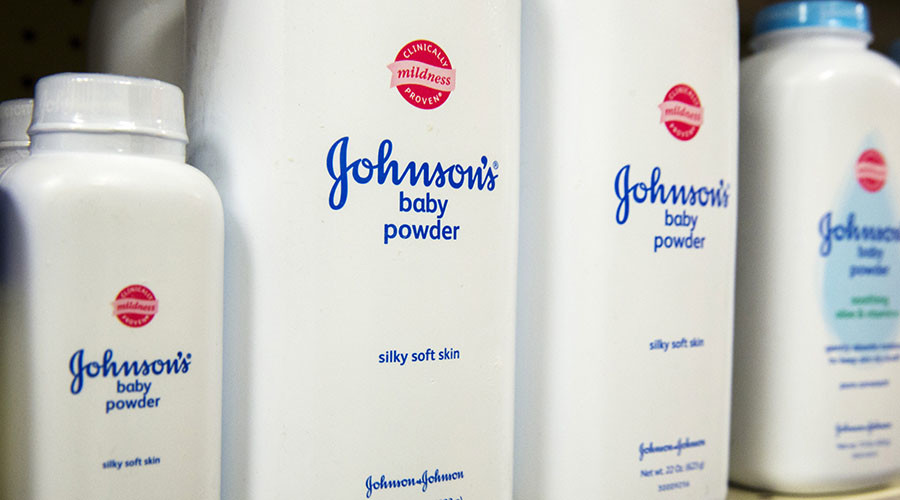 Johnson & Johnson ordered to pay $72mn in ovarian cancer case
