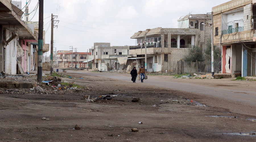 'Assad – so long as he remains in power - has to be part of Syrian solution'