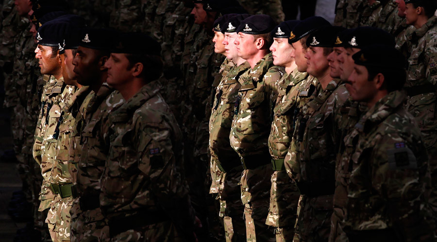 Foul-mouthed army instructors told to stop swearing at recruits