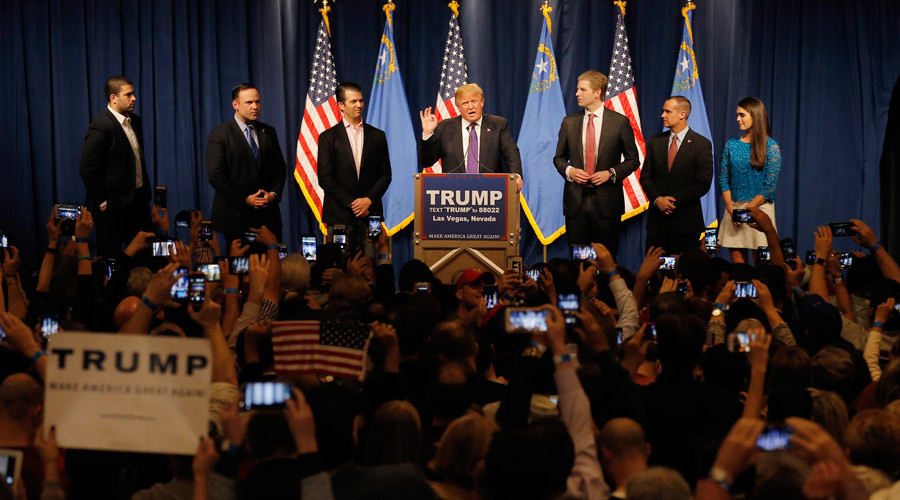 'I love the poorly educated': Trump victory speech boast bemuses Twitterverse