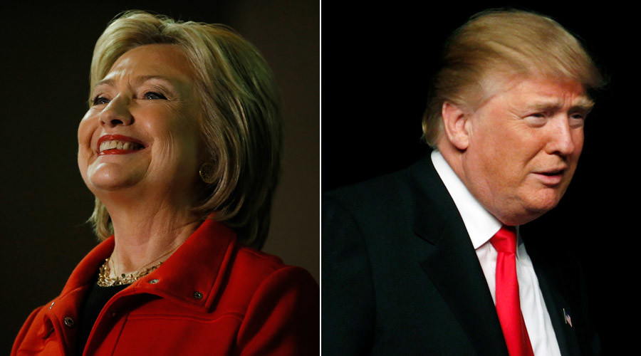 2016 Race: Can Anyone Stop Trump & Clinton Now?