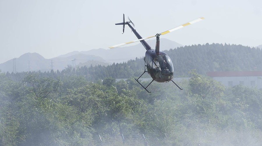 9 Tanzanians charged with downing anti-poacher helicopter, killing pilot