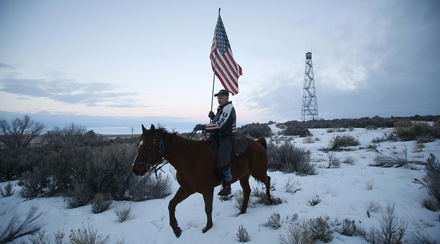 Oregon protesters plead not guilty in armed standoff case
