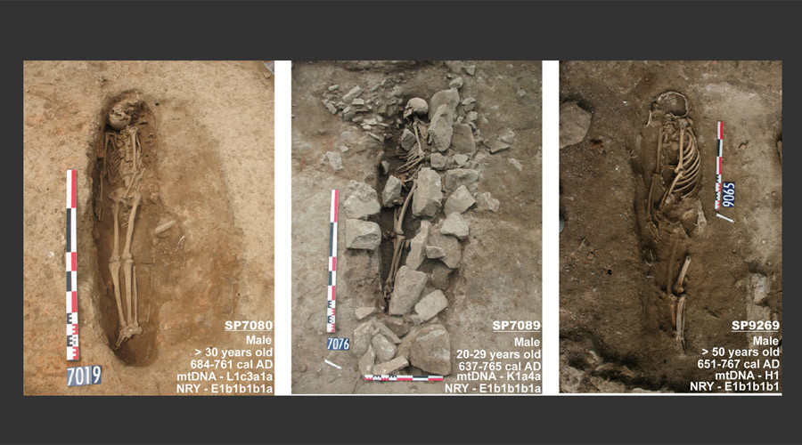 'Oldest Muslim burial site in Europe' discovered in France