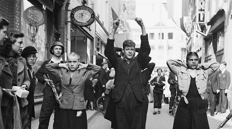75 yrs ago today, Dutch union workers went on strike against the Nazis