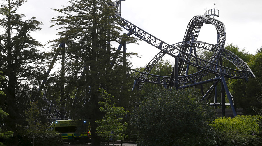 Alton Towers theme park faces prosecution over 2015 rollercoaster disaster