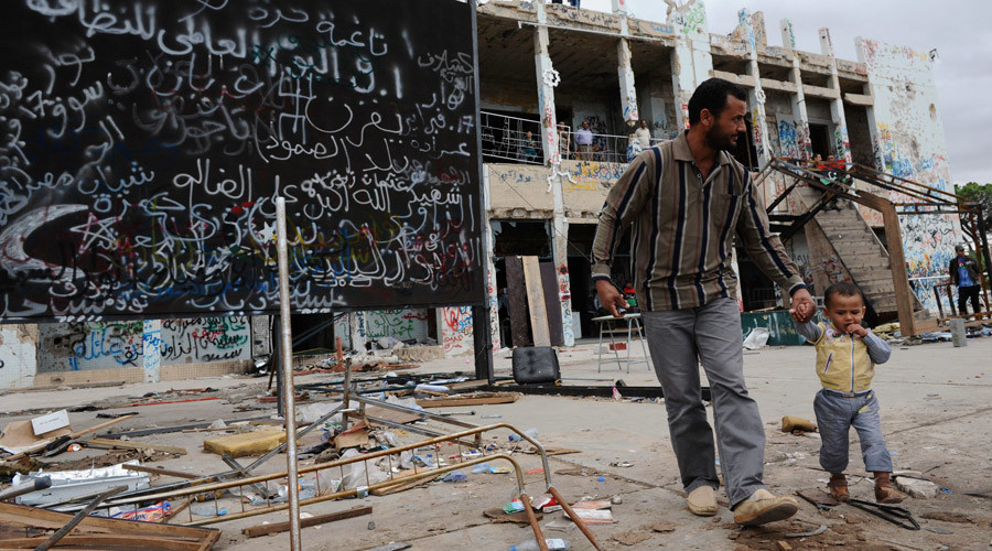 'NATO turned Libya into a destroyed state, not a failed state'
