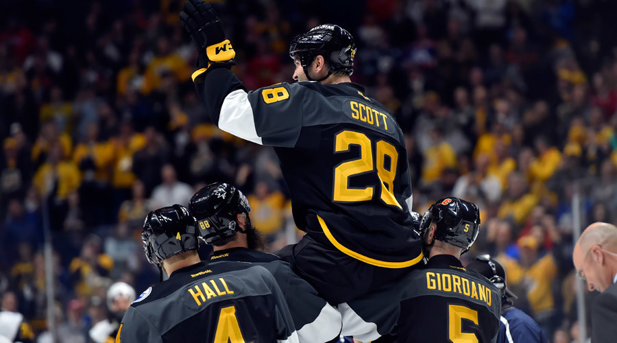 Unlikely NHL hero set for Hollywood