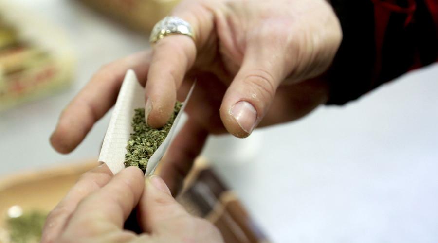 Legislative first: Vermont Senate greenlights bill to legalize recreational marijuana
