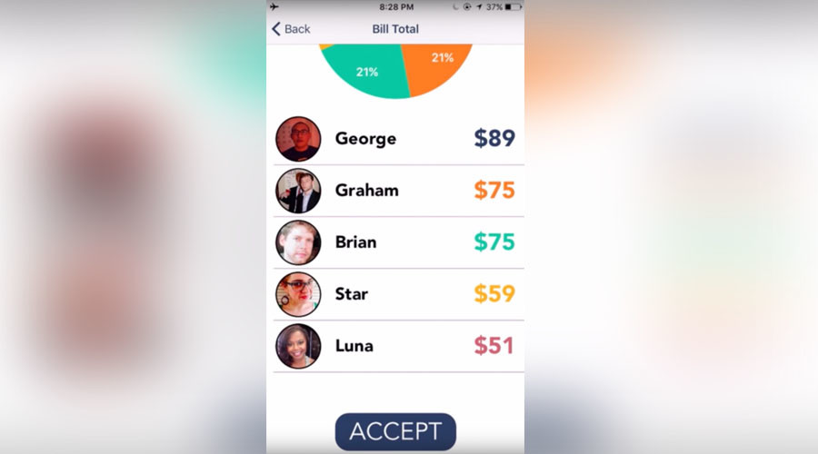 'Reparations one meal at a time': Satirical app highlights race, gender inequalities