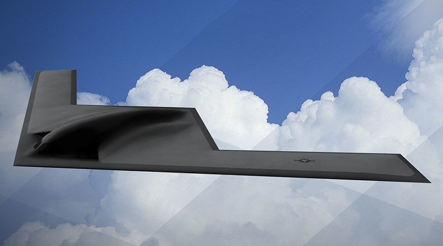 Don't you look familiar? Air Force introduces B-21 bomber