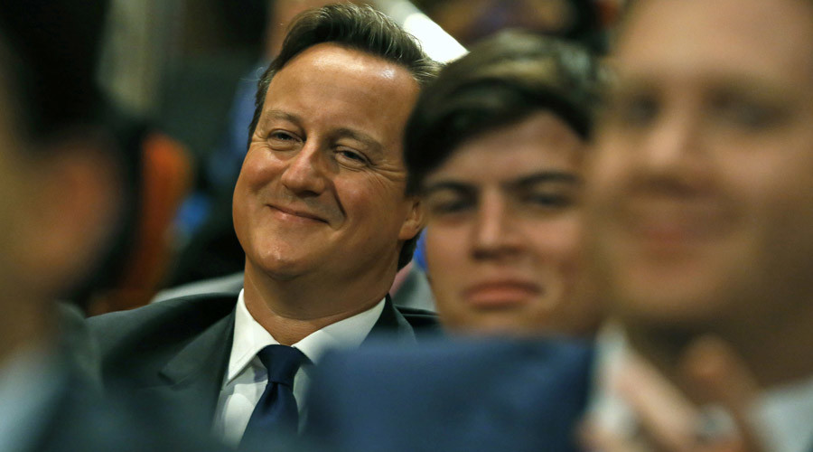 Cameron on Corbyn's dress sense: Upper-class snobbery at its finest