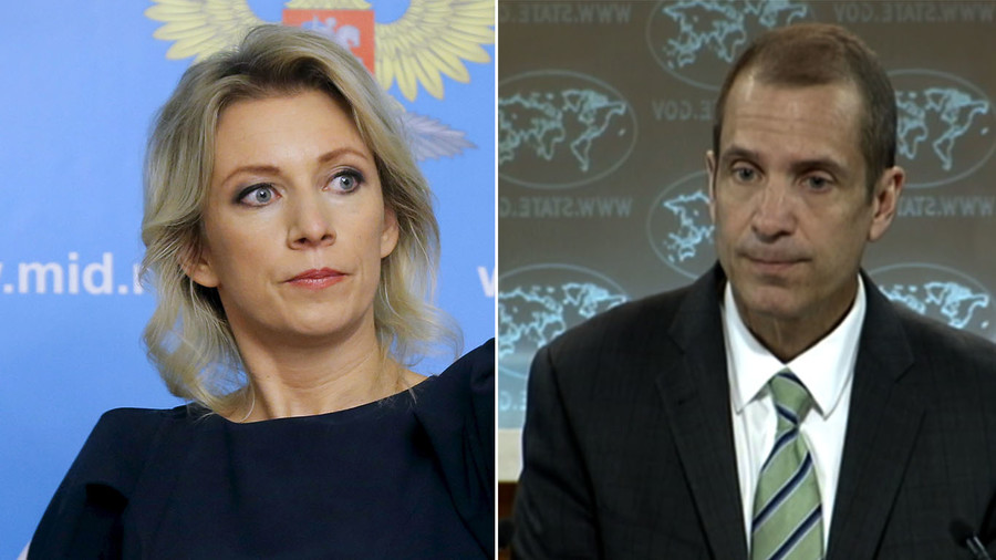 Toner should tone it down: Russian FM spokeswoman decries 'harsh' US rhetoric on Syria truce