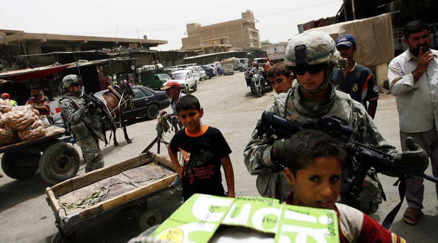 '1st Gulf War biggest outcome – US still there, has no intention to leave'