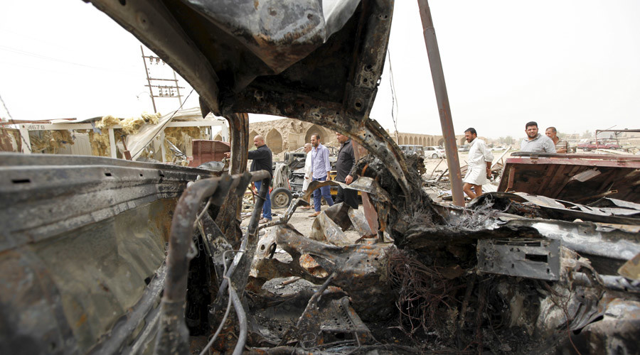Over 70 feared killed, 100+ wounded in Baghdad blasts