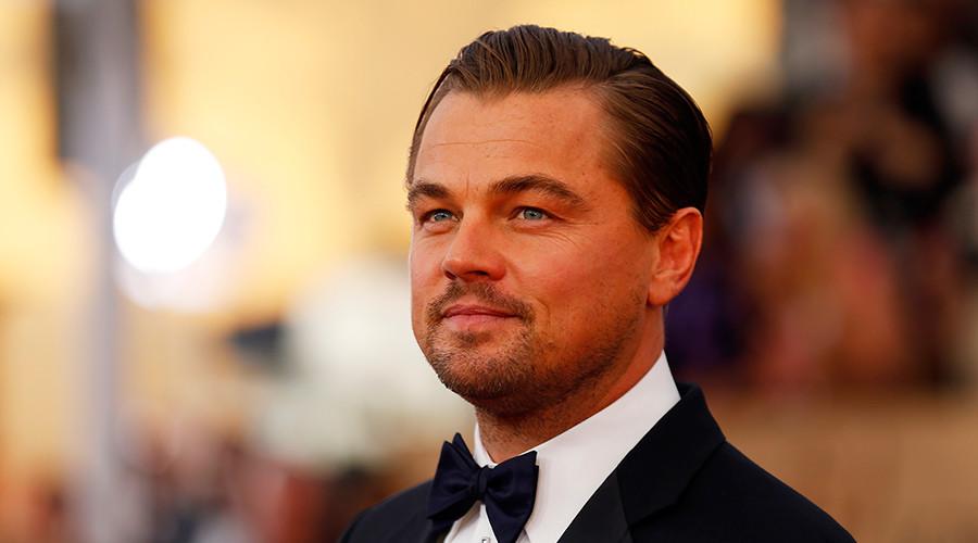 Leonardo DiCaprio finally wins Oscar for role in The Revenant