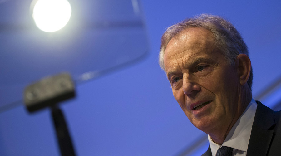 Tony Blair 'deceived' top ministers over Iraq invasion – new memoir