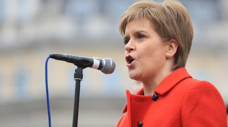 EU membership in Scotland's best interest – Nicola Sturgeon