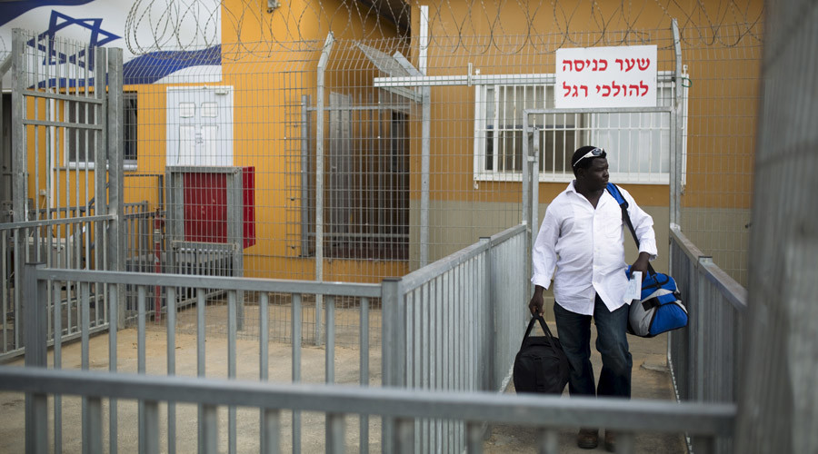 100s of US rabbis urge Israel to halt deportation of African migrants