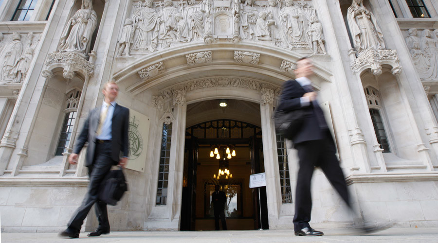 Bedroom tax 'punishes poor & powerless,' Supreme Court hears