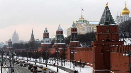 The Moscow Kremlin. © Natalia Seliverstova
