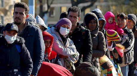 81% of Germans say refugee crisis 'out of control' under Merkel govt – poll