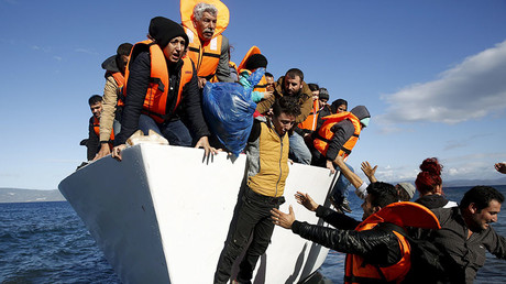 Rescuing refugees from drowning will be 'criminalized' under new EU law – activists