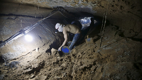 US to invest $120 million into Israeli tunnel detection system – report