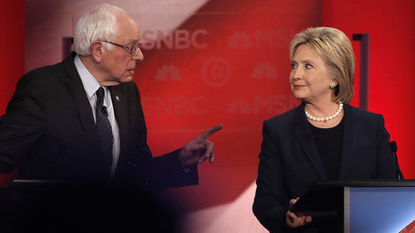 Greatest threat to US? Sanders says 'paranoid' N. Korea, Clinton picks 'belligerent' Russia