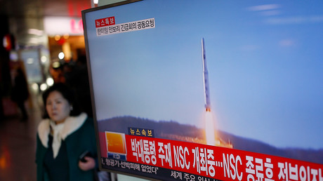 N. Korea claims successful 'observation satellite' launch aboard 'long-range missile'