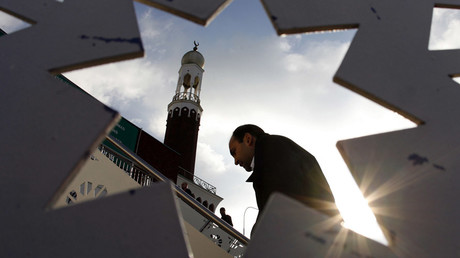 British mosques 'explain faith' in #VisitMyMosque day