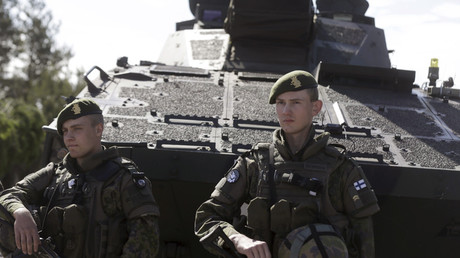 Coincidence? Baltic invasion story reappears as Pentagon seeks to quadruple Europe spending