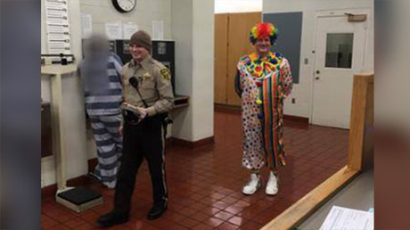 S. Carolina police chief vows arrest of anyone dressed as clown after suspicious incidents