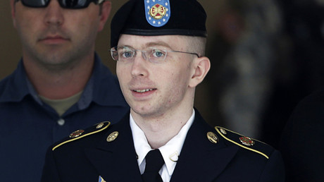 U.S. Army Private First Class Bradley Manning. © Gary Cameron