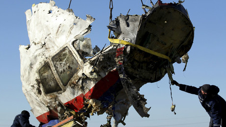 Official letter on MH17 investigation by top Russian aviation official Oleg Storchevoy