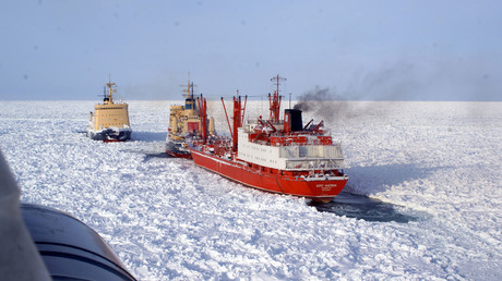Dragon + Bear: China seeks Russia's help in mastering Arctic, sets sights on Antarctic